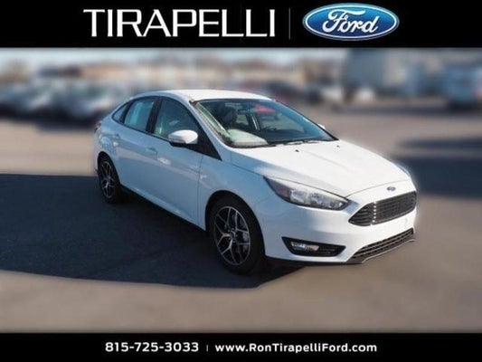 Ron Tirapelli Ford >> 2018 Ford Focus SE in Shorewood, IL | Chicago Ford Focus ...
