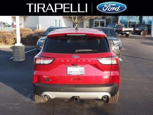 Ron Tirapelli Ford >> 2020 Ford Escape SEL in Shorewood, IL | Chicago Ford Escape | Ron Tirapelli Ford Inc