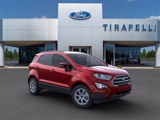Ron Tirapelli Ford >> 2020 Ford EcoSport SE in Shorewood, IL | Chicago Ford EcoSport | Ron Tirapelli Ford Inc